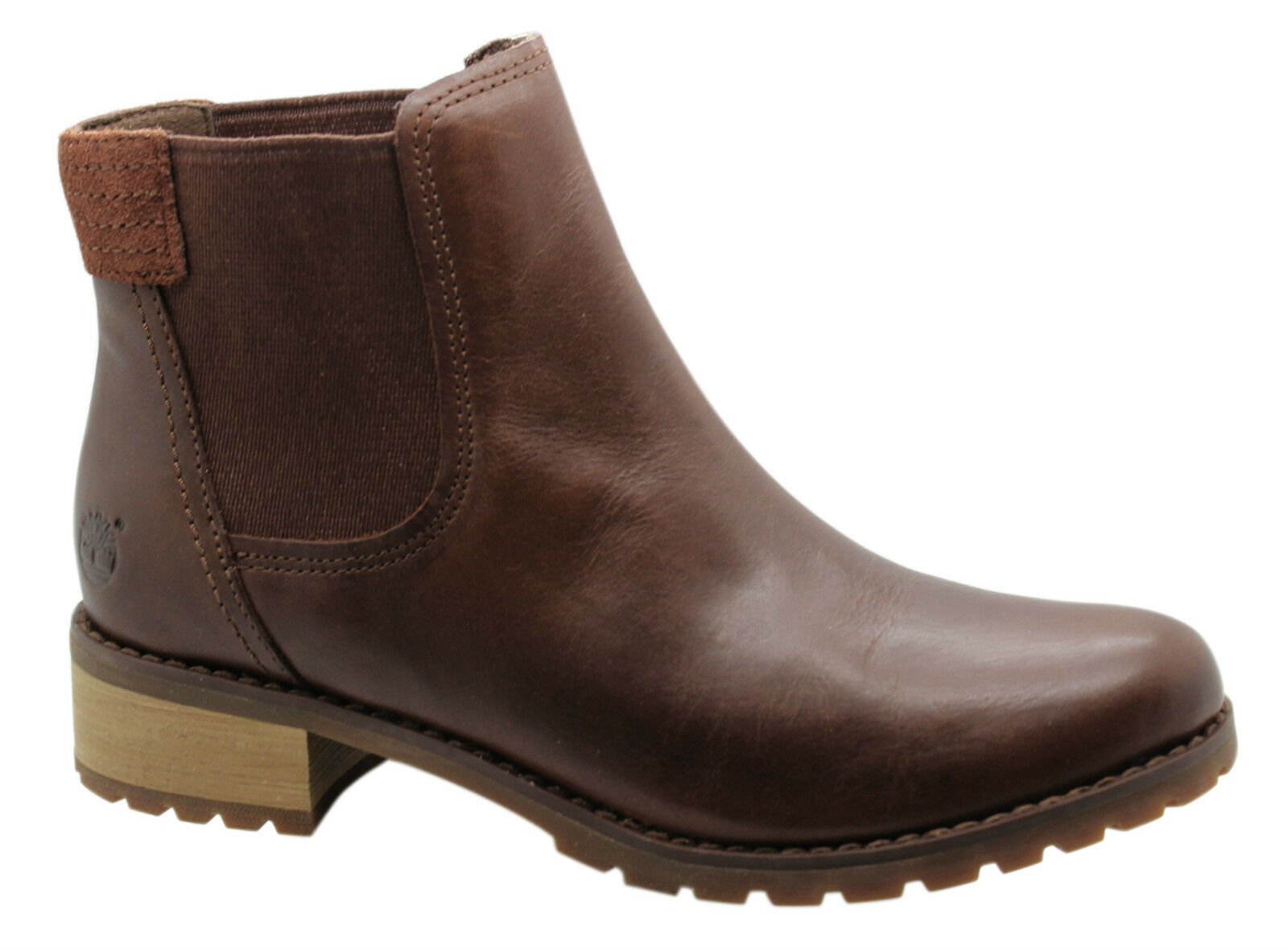 Model Timberland Willowood Winter Snow Waterproof Womens Boots Brown Leather