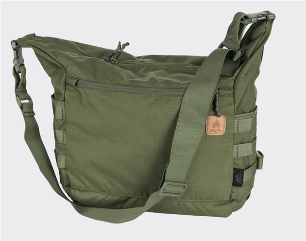 Helikon Tex BUSHCRAFT OUTDOOR SATCHEL Umhängetasche Bag Tasche oliv