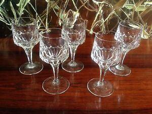 Peill-amp-Putzler-Minerva-5-Fine-Sherry-Glasses-Southern-Wine-Glass