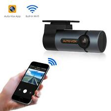 Upgraded Auto-VOX WiFi Dash Cam D6 Pro FHD 1080p Dashboard Camera Recorder Car