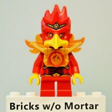 New Genuine LEGO Flinx Phoenix Minifig Legends of Chima 70146