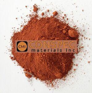 25 lbs TERRACOTTA Concrete Color Pigment Dye Curbing Edging Molds Tile Pottery