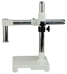Stereo-Microscope-Single-Arm-Boom-Stand-Heavy-Duty-New
