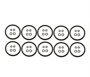 QTY 10 Cornelius Keg O-Ring Gasket Seal Rebuild Kit Set Beer Soda Ball Pin Lock
