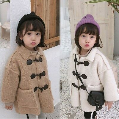 Toddler Clothes Sets for Girls,Long Sleeve Solid Ruched Hooded Windproof Coat Outwear,Kids Winter Coats for Girls