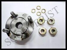 Vespa VBB Super Sprint VBC Vba 150 125 Rear Wheel Drum Hub 8 Inch Nut Bolts New