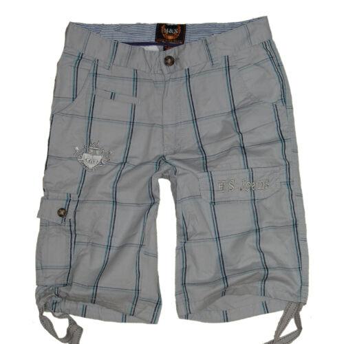 HerreN BerMuDa Hose *Karo*Cargo* Shorts Gr.S-XXL W30-W38 Herrenshort #H-R51xx