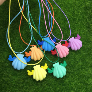 Cos-Anime-DIY-Mermaid-Melody-Pichi-Pichi-Pitch-Shell-Necklace-Pendant-Colorful