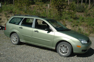 2007 Ford Focus ZXW