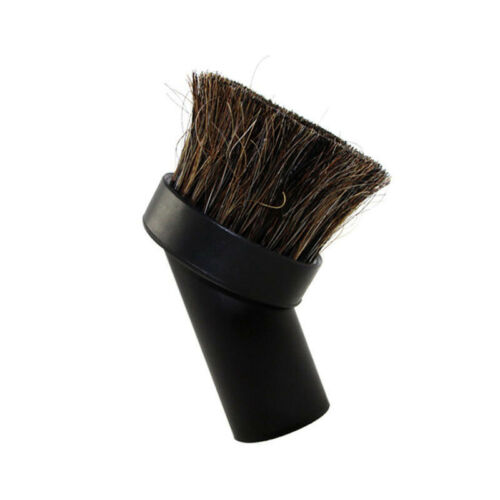 3er Set Universal Möbelbürste Staubsaugerpinsel Staubpinsel Schwarz Ø 32 35mm