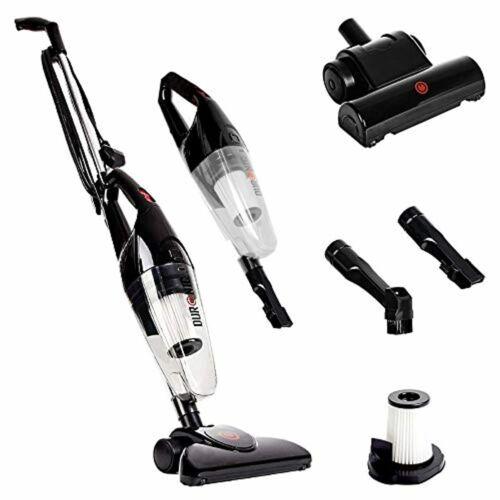 800 Watt Vacuum Cleaner LightWeight Upright Portable Handheld Hover Animal Black