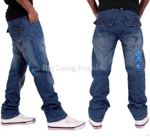 3 Oaks DB Hip Hop Denim Peviani Men/'s Designer Jeans Pants Is Time Money
