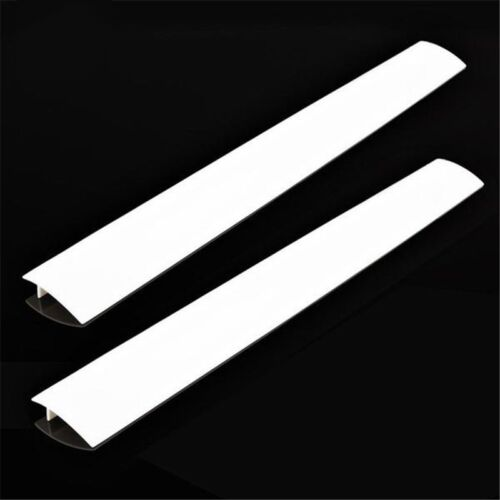 FDA Approved Food Grade  Heat Resistant White Set of 2 Stove Counter Gap Cover
