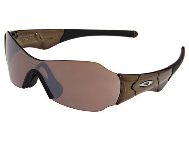 58eff52983 Oakley Zero Mens Sunglasses Black Chrome Titanium Iridium 05-288j ...