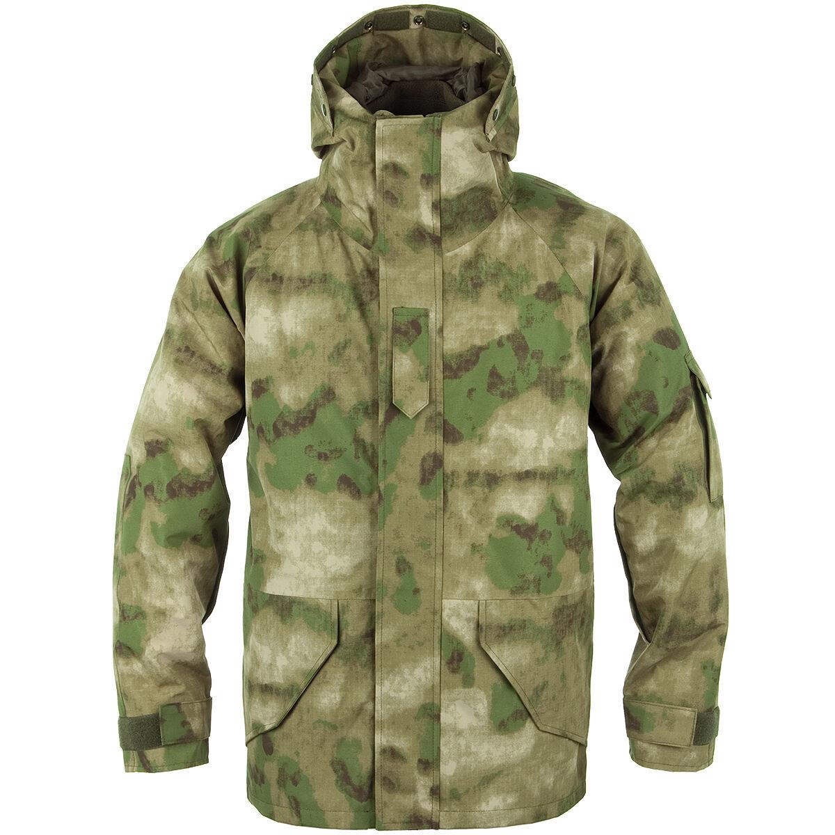 US ECWCS Cold Wet Wet Wet Weather Umidità Prossoezione Parka Army Pile Giacca MIL TACS FG XLarge dfada8
