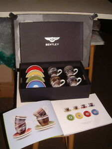 Bentley Motors Bl996 Driving A Roaring Trade Nibws Sold~out Le Mans Racing Ltd Edition Espresso Set