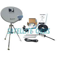 Directv Hdtv Satellite Dish Tripod Kit For Rv / Mobile