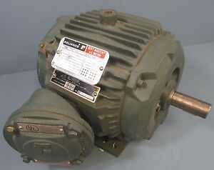 Reliance Duty Master A C Motor 1 5 Hp 230 460v 1155 Rpm
