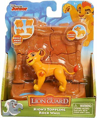 Kion/'s Toppling Rock Wall Details about  /Disney Junior The Lion Guard