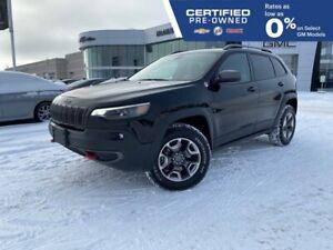 2019 Jeep Cherokee Trailhawk V6 4WD | Heated Seats & Steering Wheel