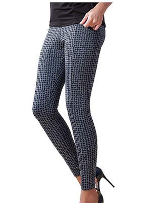 JADEA leggings in cotone elasticizzato fantasia art 4881