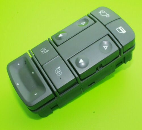Genuine Vauxhall Vectra C Signum Right Driver Side Window Switch 09185952