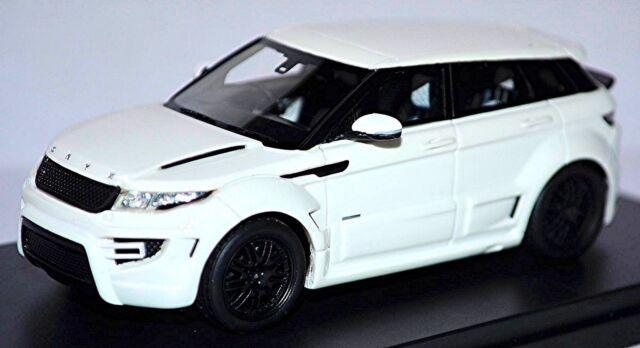 Range Rover Despertar Onyx Tuning 2012 Blanco Blanco 1:43