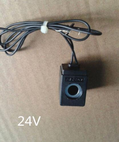 12v 24v 110v 220v línea Tipo Eléctrico Neumática De Bobina Para 4v110 válvula de solenoide