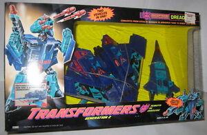 Transformers G2 Dreadwing Figure 38976801154