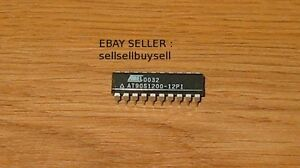 Find Buy at90s1200 New 162 Chips ATMEL AT90S1200-12PI DIP Microcontroller Chips