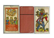 Marseille Tarot Deck Cards Tarocchi Marsigliesi Claude Burdel