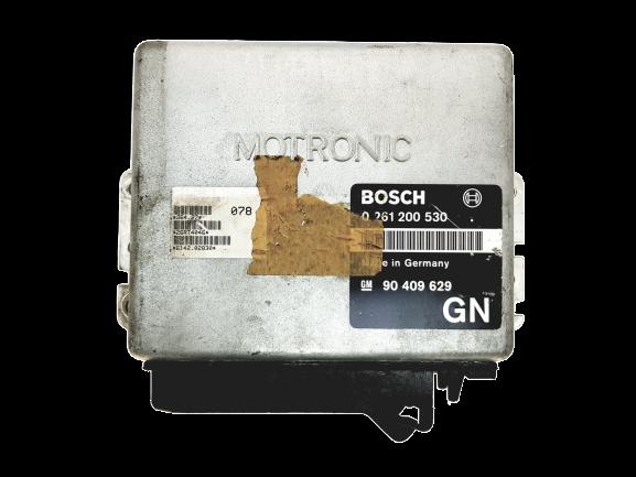 Controlador 90409629GN 0261200530 Opel Bosch 19183