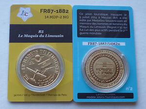 MDP-87-LA-CARTE-No2-LE-MAQUIS-DU-LIMOUSIN-R5-ANNEE-2014-NEUVE