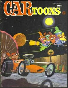 CARtoons-Magazine-88-Issues-On-DVD-ROM-Disc