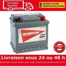 Hankook 54459 Batterie de Démarrage Pour Voiture 12V 44Ah - 208 x 174 x 190mm