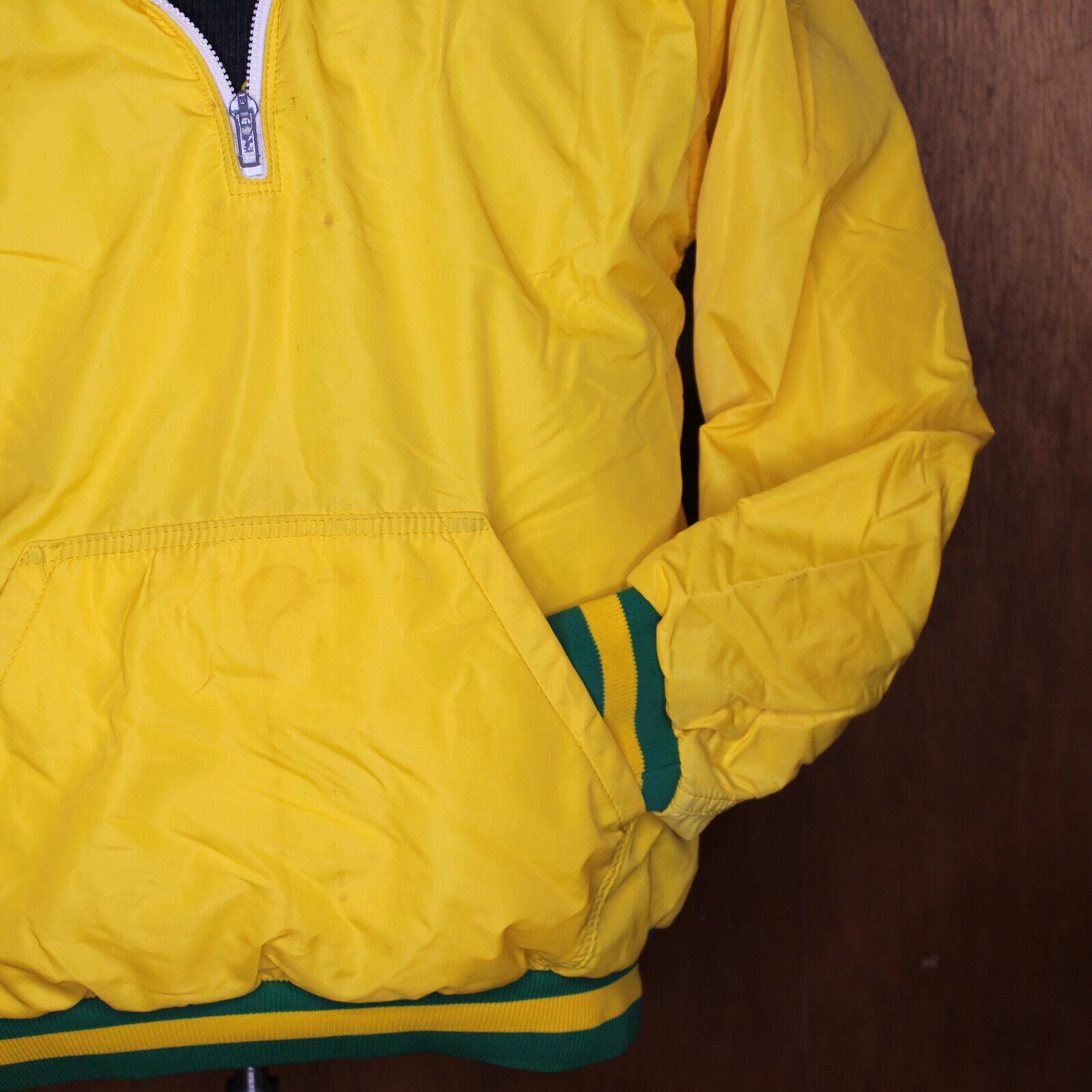 VTG 70s Russell Zip Hooded Jacket Medium School C… - image 3