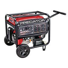 Predator 9000 W 13 Hp Portable Rv Ready Gas Powered Generator With Electric Start
