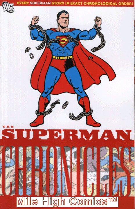 SUPERMAN CHRONICLES TPB (2006 Series) #6 Near Mint