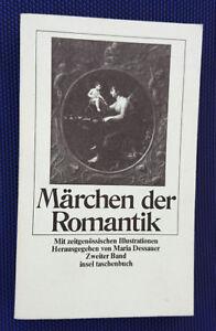 Maerchen-der-Romantik-Band-2-mit-zeitgenoessischen-Illustrationen-Dessauer