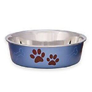 Bella Dog Bowl Metallic Blueberry 3 Sizes Available - Cowes, United Kingdom - Bella Dog Bowl Metallic Blueberry 3 Sizes Available - Cowes, United Kingdom