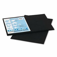 PAC10 PK 50 Sheets//Pack Turquoise 9 x 12 Pacon Tru-Ray Construction Paper