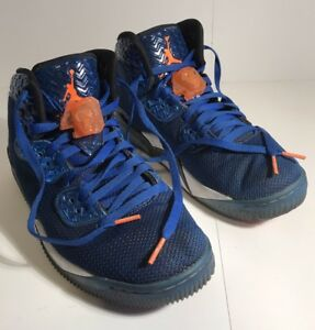 Nike  Men's Air Jordan 807541-405 Spike Forty PE Basketball Shoe Size 10 Ya Dig