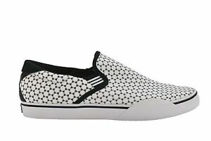 Adidas-GONZ-SLIP-White-Black-World-Cup-Collection-Skate-G98211-254-Men-039-s-Shoes