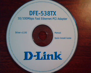 Dfe 538tx   dlink products configuration and installation on d.
