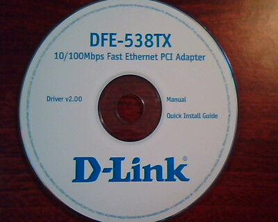 Amazon. Com: d-link dfe-538tx, rev. D1, pci fast ethernet adapter.