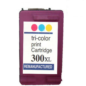 Replace-For-HP-300XL-300-Colour-Printer-Ink-Cartridge-XL-size