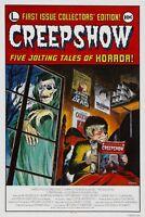 Creepshow Movie Poster (b) : 11 X 17 Inches - George A. Romero, Horror
