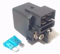 Starter Solenoid Relay Honda Elite 250 Ch250 Ch 250 1985-1990 Scooter Fuse
