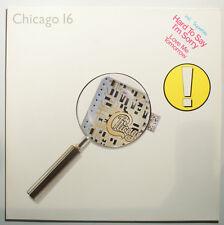 LP - Chicago - Chicago 16 - WEA K 99 235 - Vinyl - Schallplatte - 1982