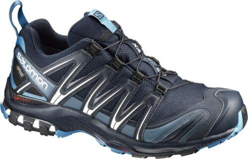 Salomon XA PRO 3D GTX® Herren Trailrunning Schuhe Outdoorschuhe Blau Neu